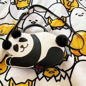 Betsey Johnson Panda Kitsch Crossbody